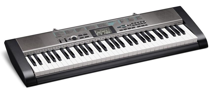 Синтезатор Casio CTK-1300: фото