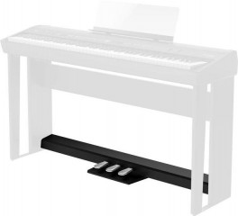 Тройная педаль для цифрового фортепиано Roland KPD-90-BK