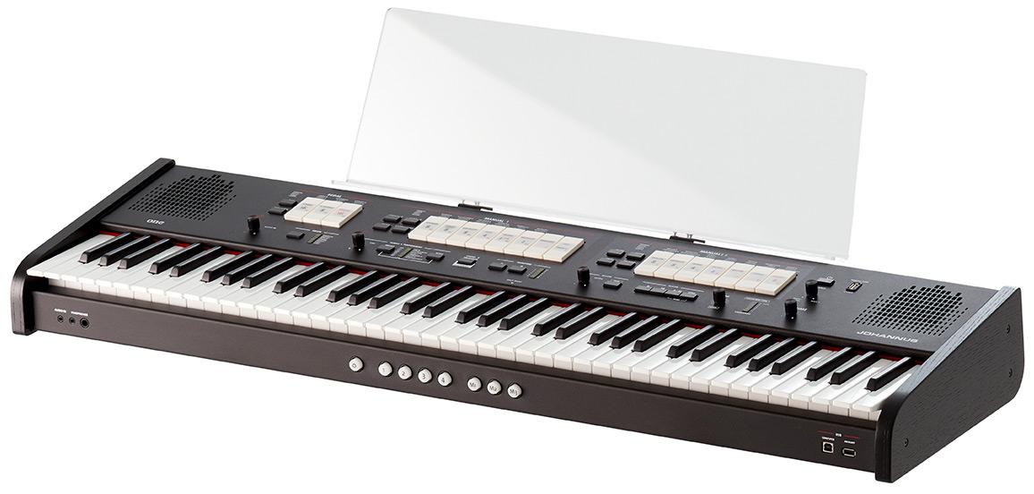 Цифровой орган Johannus One: фото